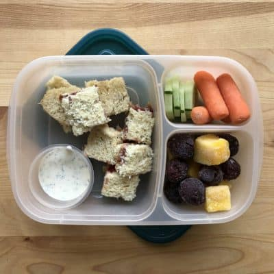 A Back to School Meal Plan to Save You Time and Money!