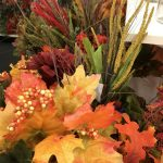 Fall decor from Dollar Tree