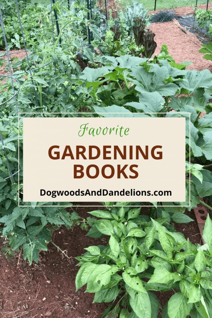 Favorite Gardening Books