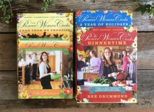 The Pioneer Woman's Cookbooks
