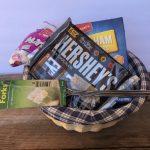 S'mores gift basket