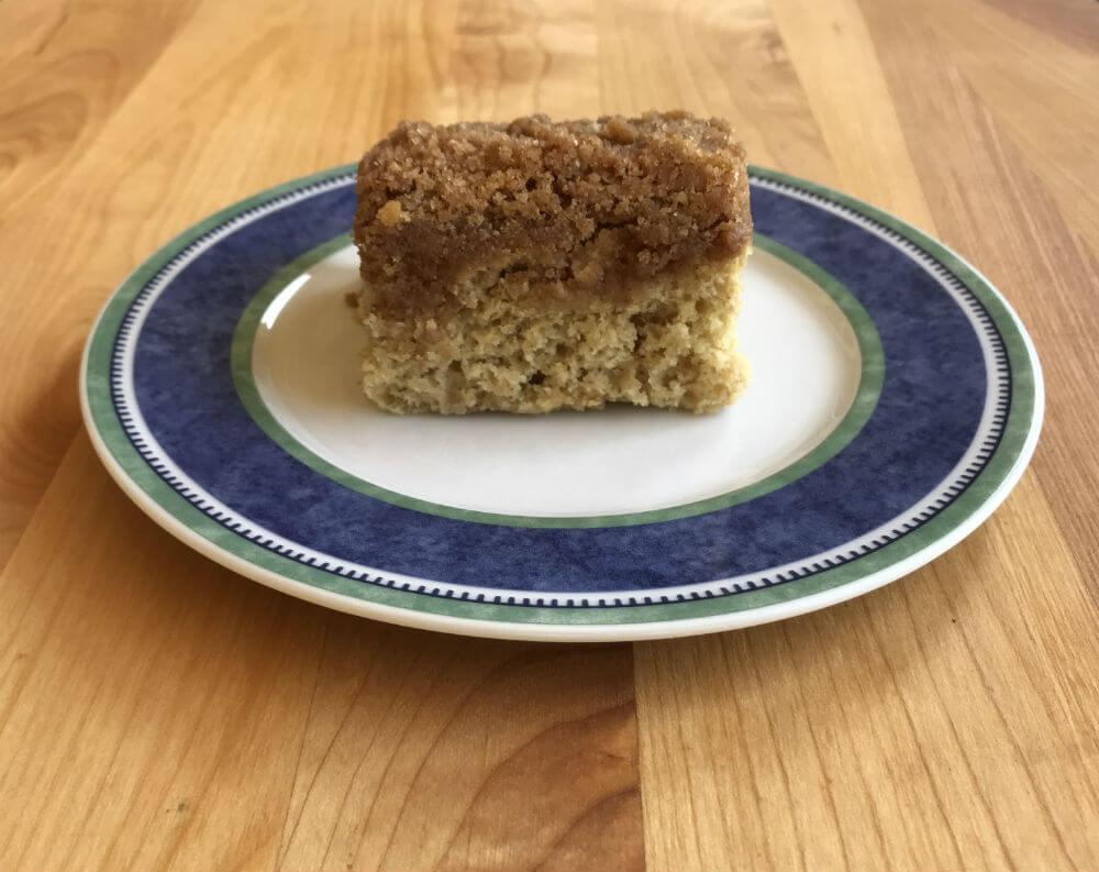 DIY Baking Mix Coffee Cake