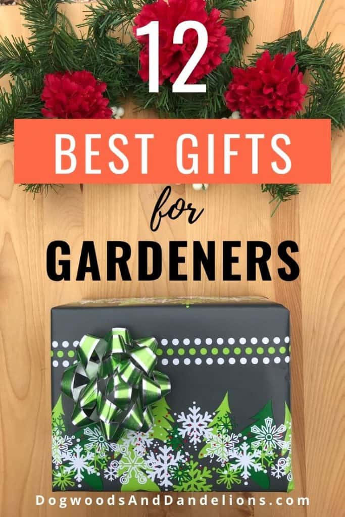 12 Best gift ideas for gardeners