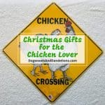 Gifts for the Chicken Lover