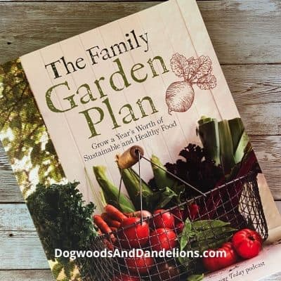 The Family Garden Plan by Melissa K. Norris.