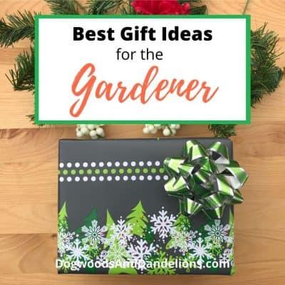 Best Gifts for the Gardener